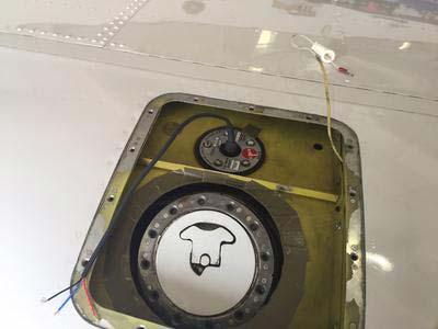 beechcraft fuel sender