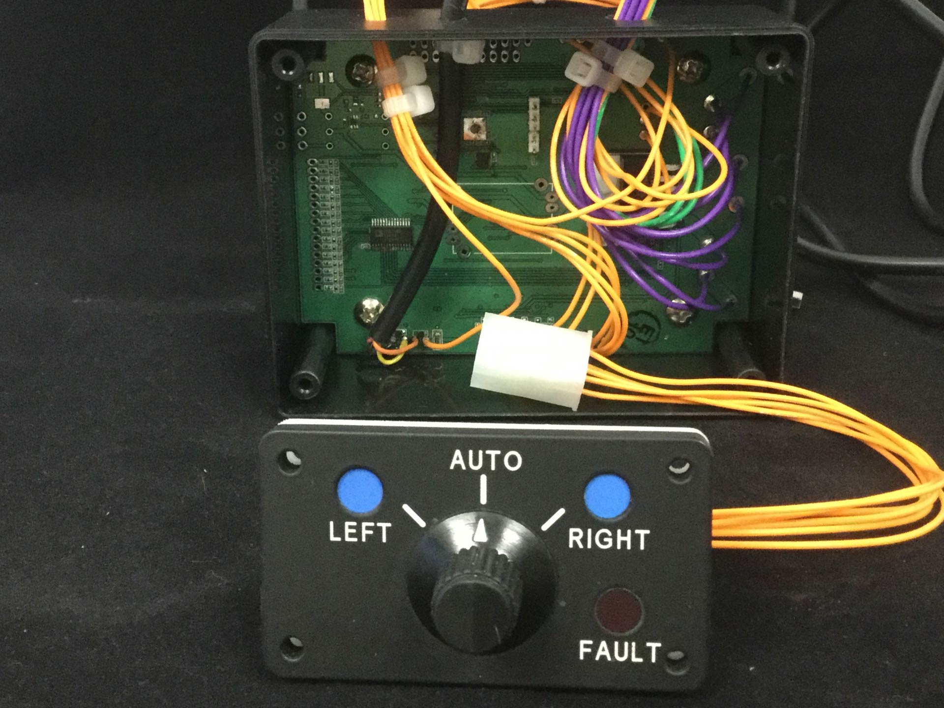 fuel tank controller system component